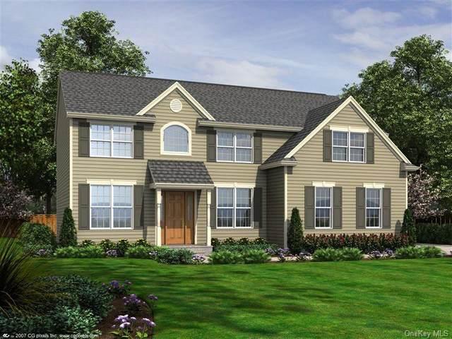 857 Lattintown Road, Milton, NY 12547 (MLS #H6072485) :: Frank Schiavone with William Raveis Real Estate