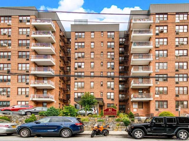 632 Warburton Avenue 4L, Yonkers, NY 10701 (MLS #H6072592) :: Cronin & Company Real Estate