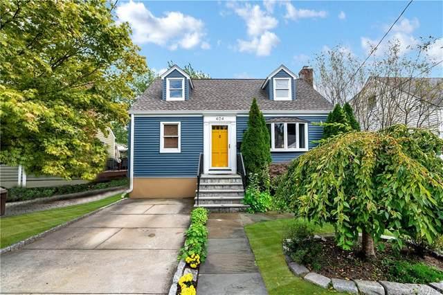 404 Fourth Avenue, Pelham, NY 10803 (MLS #H6072607) :: Frank Schiavone with William Raveis Real Estate