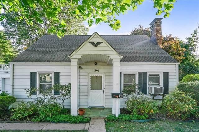 190 Warren Avenue, Hawthorne, NY 10532 (MLS #H6072638) :: Nicole Burke, MBA | Charles Rutenberg Realty