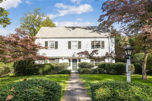 1 Hemlock Road, Bronxville, NY 10708 (MLS #H6072642) :: William Raveis Baer & McIntosh
