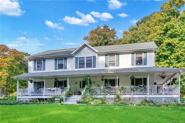 149 Cascade Road, Warwick, NY 10990 (MLS #H6072781) :: Cronin & Company Real Estate