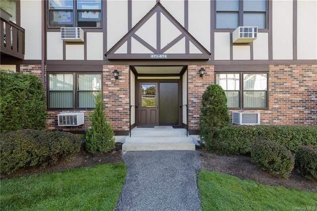 671 Sierra Vista Lane #671, Valley Cottage, NY 10989 (MLS #H6072782) :: Kevin Kalyan Realty, Inc.