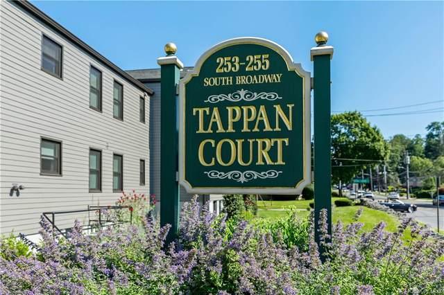 18 Tappan Landing Road 56A, Tarrytown, NY 10591 (MLS #H6072783) :: Nicole Burke, MBA | Charles Rutenberg Realty