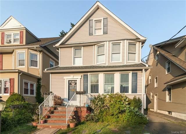 15 Dewey Avenue, New Rochelle, NY 10801 (MLS #H6072866) :: William Raveis Baer & McIntosh