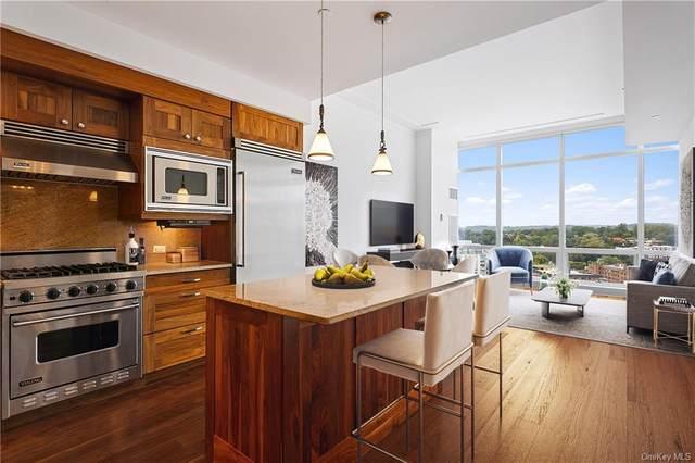 5 Renaissance Square 18C, White Plains, NY 10601 (MLS #H6072927) :: Kevin Kalyan Realty, Inc.