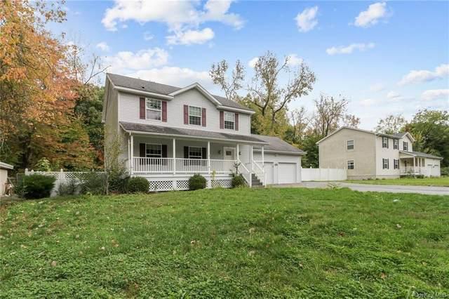 22 S Dix Avenue, Newburgh, NY 12550 (MLS #H6073157) :: Nicole Burke, MBA | Charles Rutenberg Realty
