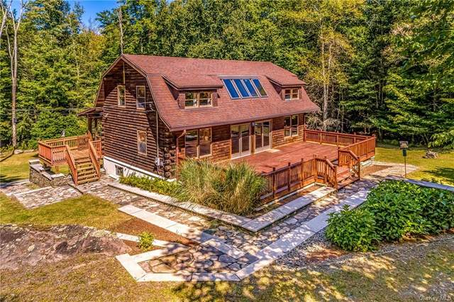 124 Beaver Dam Road, Ellenville, NY 12428 (MLS #H6073254) :: Cronin & Company Real Estate