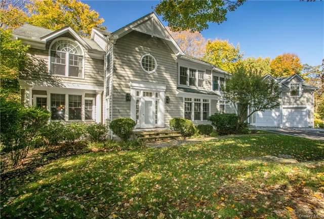 77 Cowdin Lane, Chappaqua, NY 10514 (MLS #H6073321) :: William Raveis Baer & McIntosh