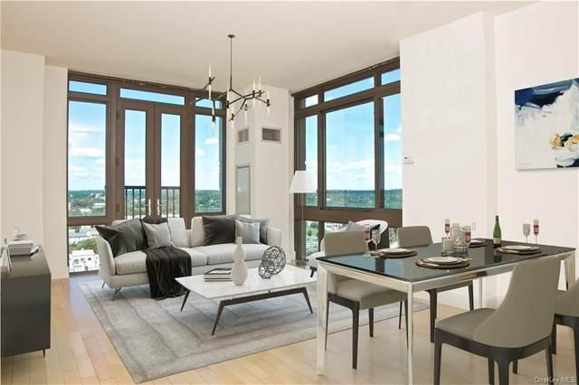 175 Huguenot Street #2705, New Rochelle, NY 10801 (MLS #H6073328) :: Mark Boyland Real Estate Team