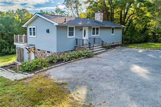 613 Ludingtonville Road, Holmes, NY 12531 (MLS #H6073441) :: William Raveis Baer & McIntosh