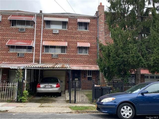 2002 Edenwald Avenue, Bronx, NY 10466 (MLS #H6073500) :: Mark Seiden Real Estate Team