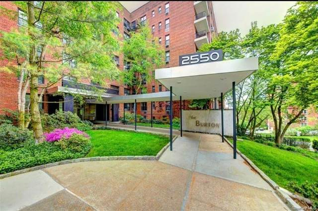 2550 Independence Avenue SW 6G, Bronx, NY 10463 (MLS #H6073883) :: McAteer & Will Estates | Keller Williams Real Estate