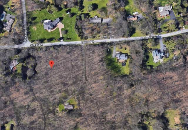 Lot 35 Shad Road W, Pound Ridge, NY 10576 (MLS #H6074364) :: Kendall Group Real Estate | Keller Williams
