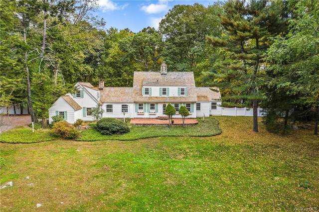 17 Trinity Pass Road, Pound Ridge, NY 10576 (MLS #H6074449) :: Kendall Group Real Estate | Keller Williams