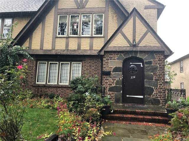 334 Collins Avenue, Mount Vernon, NY 10552 (MLS #H6074519) :: Kendall Group Real Estate | Keller Williams