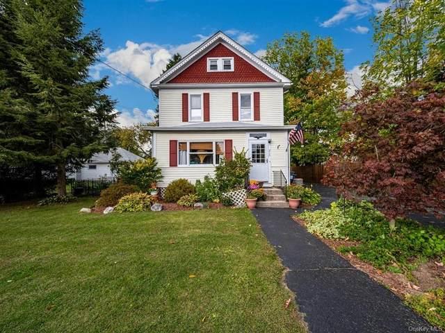 215 Center Street, Pine Bush, NY 12566 (MLS #H6074583) :: Kendall Group Real Estate | Keller Williams