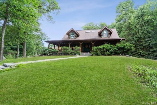 506 E Mountain Road North Road N, Cold Spring, NY 10516 (MLS #H6074994) :: William Raveis Baer & McIntosh