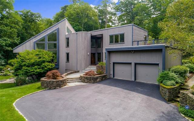 48 Saddle Ridge Road, Pound Ridge, NY 10576 (MLS #H6075071) :: Cronin & Company Real Estate