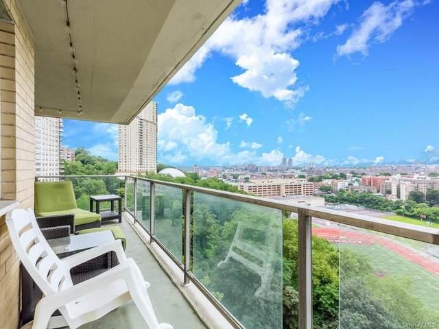2500 Johnson Avenue 9P, Bronx, NY 10463 (MLS #H6075488) :: McAteer & Will Estates | Keller Williams Real Estate