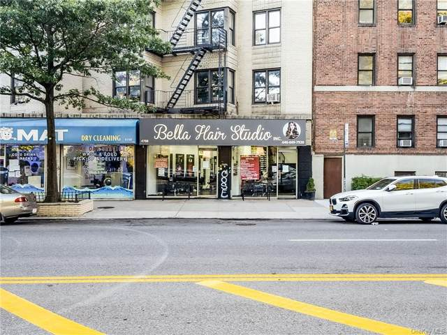 4708 Broadway, Newyork, NY 10040 (MLS #H6075753) :: Cronin & Company Real Estate
