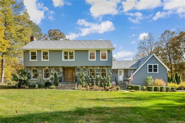 20 Hilltop Road, Waccabuc, NY 10597 (MLS #H6075800) :: William Raveis Baer & McIntosh