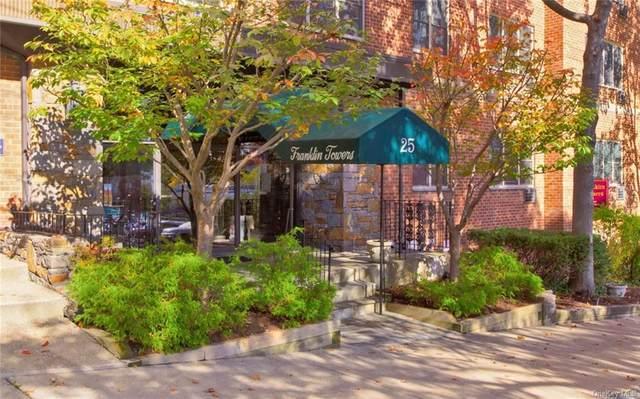25 Franklin Avenue #-2-J, White Plains, NY 10601 (MLS #H6075806) :: William Raveis Baer & McIntosh
