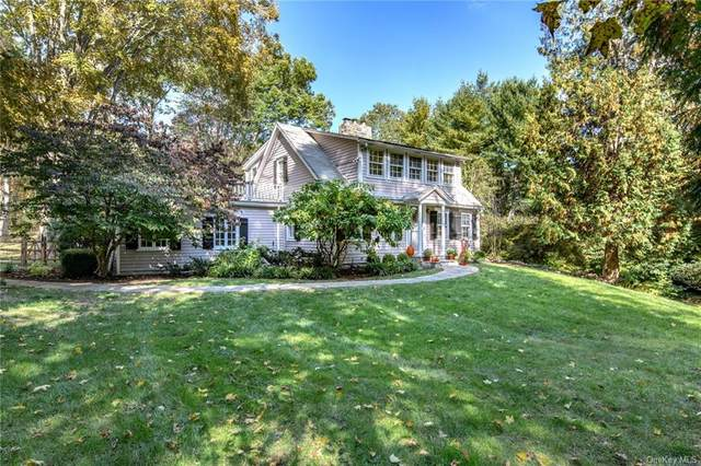 139 S Bedford Road, Pound Ridge, NY 10576 (MLS #H6075850) :: Cronin & Company Real Estate