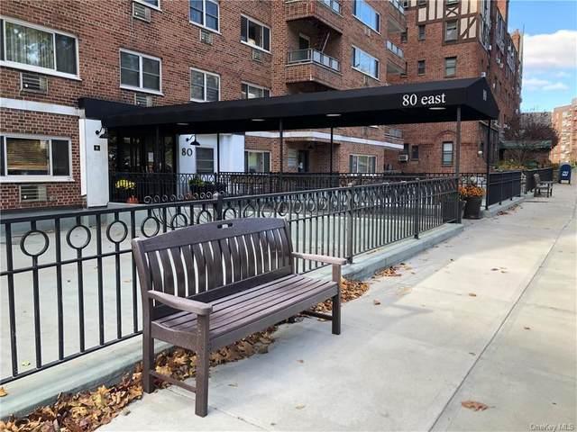 80 E Hartsdale Avenue #515, Hartsdale, NY 10530 (MLS #H6075856) :: Nicole Burke, MBA | Charles Rutenberg Realty