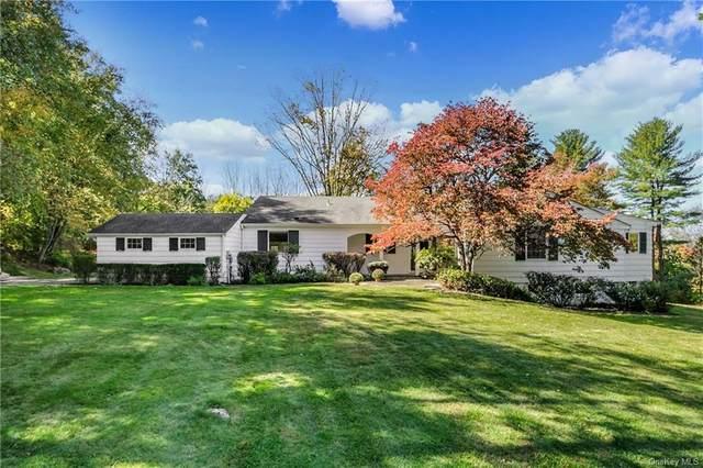 41 Deer Knoll, Bedford Corners, NY 10549 (MLS #H6076008) :: Frank Schiavone with William Raveis Real Estate