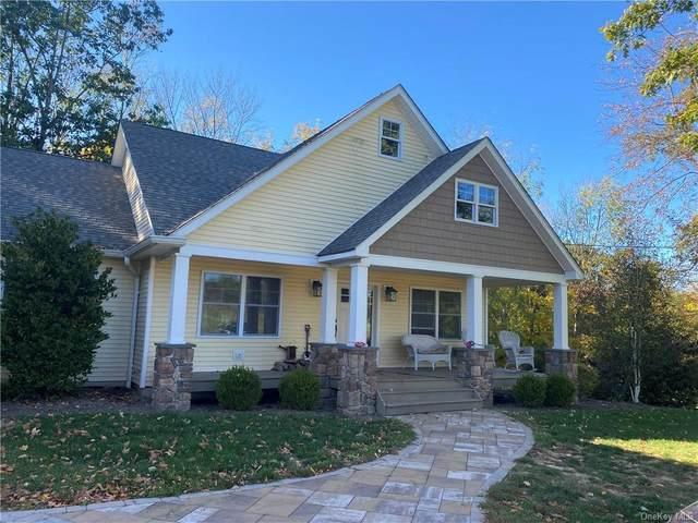 94 Dekay Road, Warwick, NY 10990 (MLS #H6076151) :: Frank Schiavone with William Raveis Real Estate