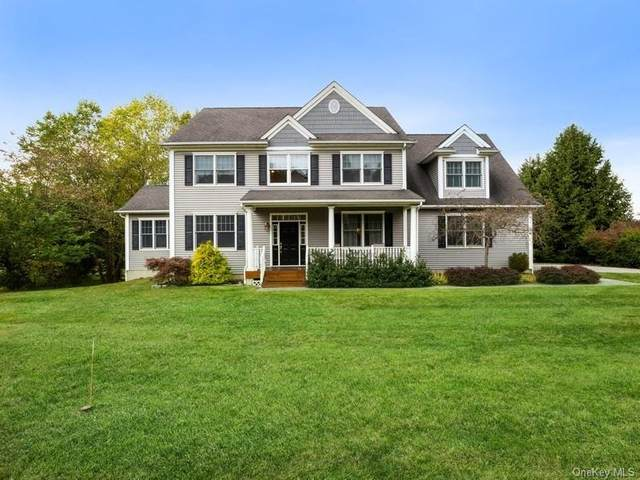 26 Mt Pleasant Drive, Poughquag, NY 12570 (MLS #H6076165) :: Kendall Group Real Estate | Keller Williams
