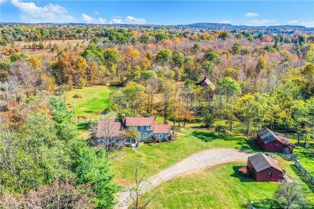 1105 Albany Post Road, Gardiner, NY 12525 (MLS #H6076238) :: Frank Schiavone with William Raveis Real Estate