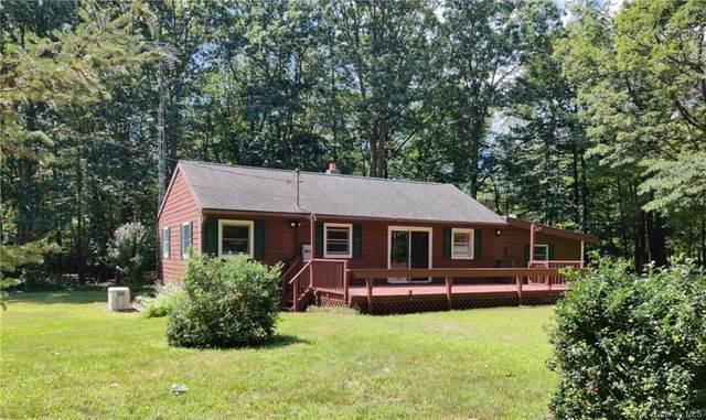 30 Hilltop Drive, West Shokan, NY 12494 (MLS #H6076959) :: Mark Seiden Real Estate Team