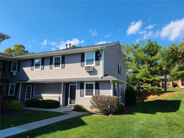 100 Hillside Drive A7, Middletown, NY 10941 (MLS #H6077107) :: William Raveis Baer & McIntosh