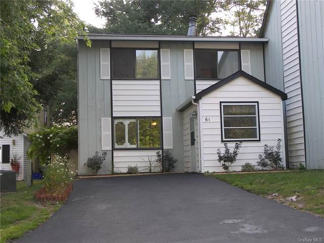 61 Medallion Road, Kiamesha Lake, NY 12751 (MLS #H6077142) :: William Raveis Baer & McIntosh
