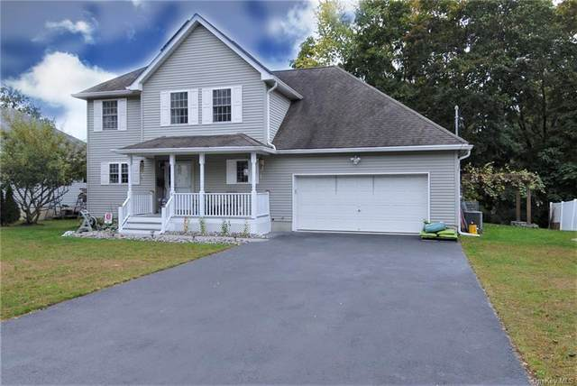 6 Barrett Place, Beacon, NY 12508 (MLS #H6077166) :: Kendall Group Real Estate | Keller Williams