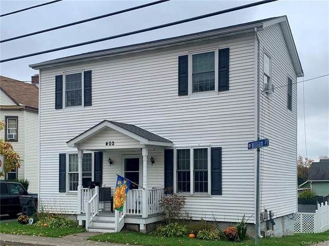 402 Homestead Avenue, Maybrook, NY 12543 (MLS #H6077198) :: Frank Schiavone with William Raveis Real Estate