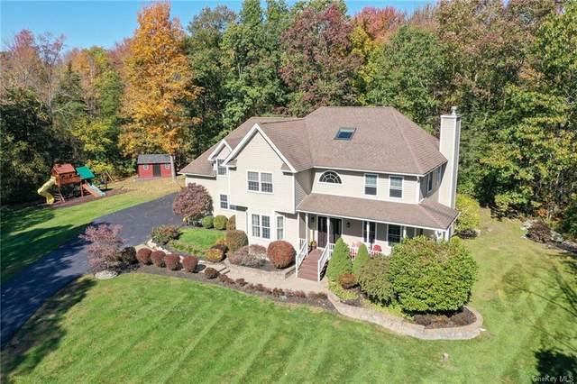 10 Ellens Way, Wallkill, NY 12589 (MLS #H6077310) :: Kendall Group Real Estate | Keller Williams