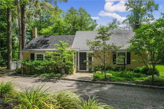 707 Quaker Road, Chappaqua, NY 10514 (MLS #H6077380) :: Mark Boyland Real Estate Team