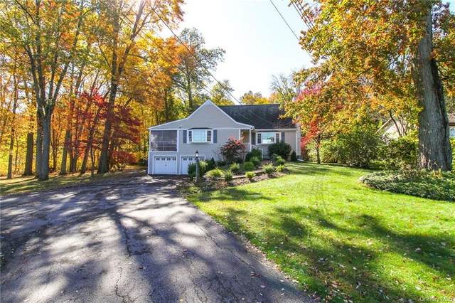 28 Lake Oniad Drive, Wappingers Falls, NY 12590 (MLS #H6077398) :: Frank Schiavone with William Raveis Real Estate