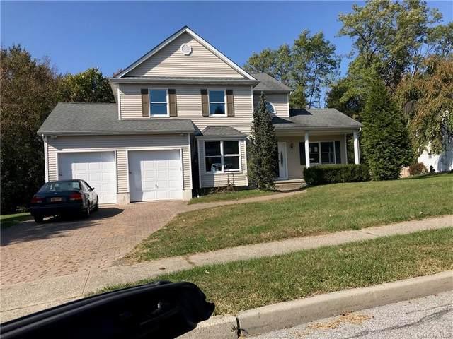 48 Clinton Drive, Washingtonville, NY 10992 (MLS #H6077474) :: William Raveis Baer & McIntosh