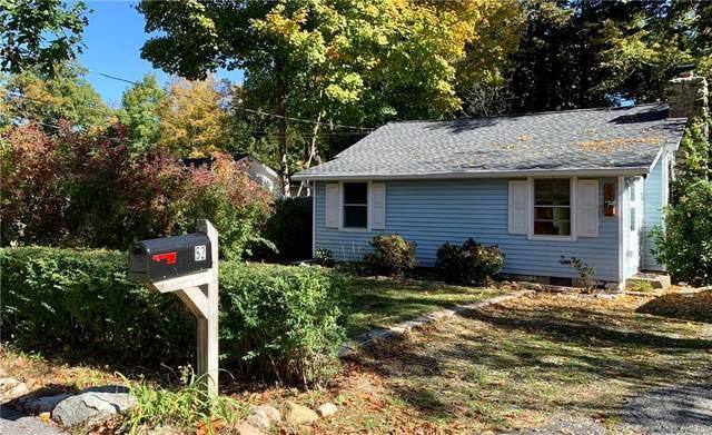 52 Old Mill Road, Yorktown Heights, NY 10598 (MLS #H6077626) :: William Raveis Baer & McIntosh
