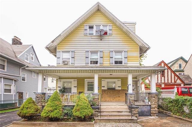 37 Lincoln Avenue E, Mount Vernon, NY 10552 (MLS #H6077734) :: William Raveis Baer & McIntosh