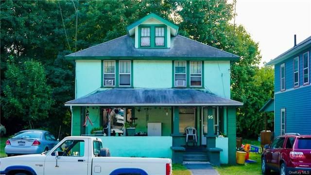 95 Fowler Street, Port Jervis, NY 12771 (MLS #H6077790) :: Kendall Group Real Estate | Keller Williams