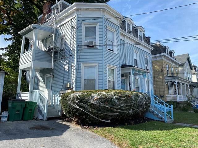 48 Marshall Street, Poughkeepsie, NY 12601 (MLS #H6077885) :: Nicole Burke, MBA | Charles Rutenberg Realty