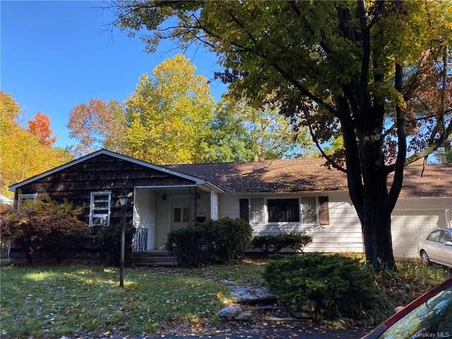 37 Roslyn Street, Ellenville, NY 12428 (MLS #H6078026) :: William Raveis Baer & McIntosh