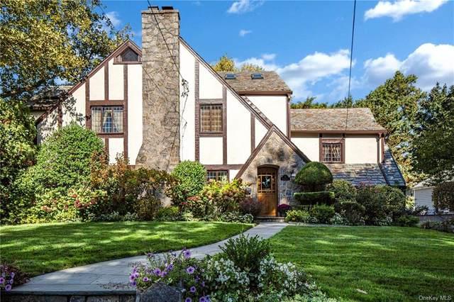 7 Denman Place, Mount Vernon, NY 10552 (MLS #H6078120) :: William Raveis Baer & McIntosh