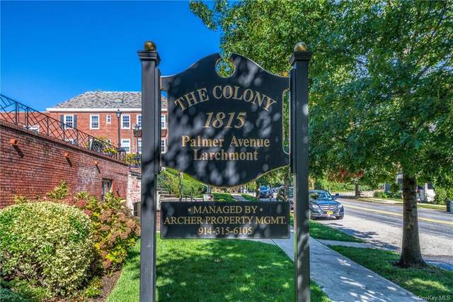 1815 Palmer Avenue 2D, Larchmont, NY 10538 (MLS #H6078147) :: Live Love LI
