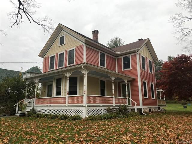 10 Hankins Street, Hankins, NY 12741 (MLS #H6078305) :: Frank Schiavone with William Raveis Real Estate